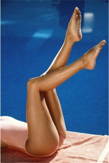 15 dakikada seksi bacaklar!